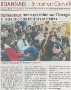 exposition energie