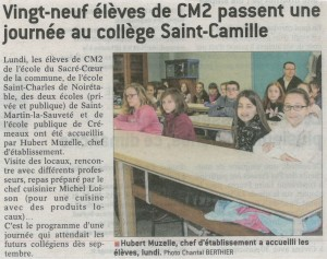 articlejournalaccueilCM2